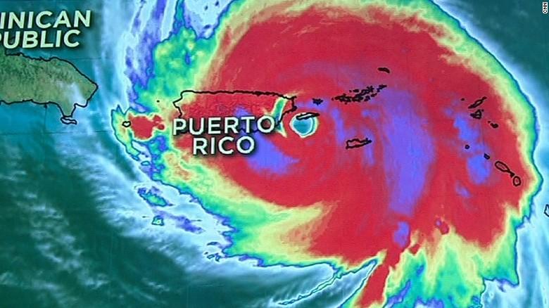 Puerto-Rico-Hurricaine